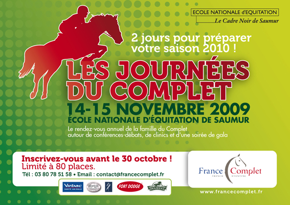affiche journees du complet