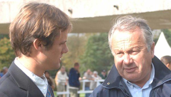 Thierry Touzaint : «la victoire de Galan beaucoup d'émotions»
