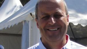 Pascal Dubois, le DTN, ravi d'être à Saumur