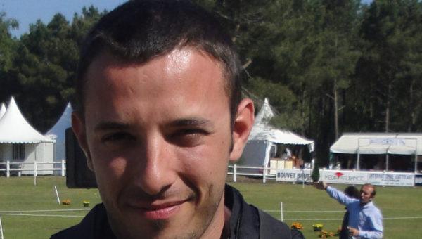 Sébastien Cavaillon brille sous le soleil de Saumur