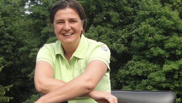 Céline Baudet : «Je suis une butineuse…»