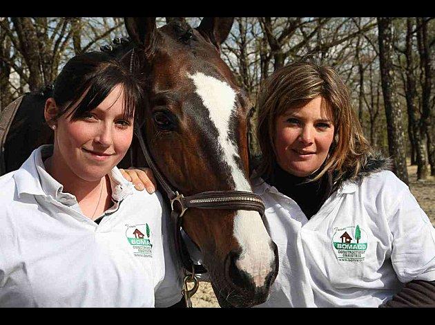La team Bomaco : une équipe unique sur le Grand National 2011