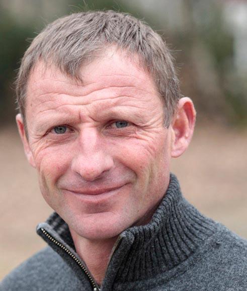 Didier Dhennin, 3ème cavalier français : Ismène toujours au top