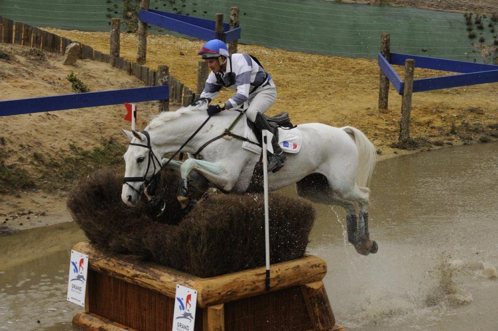 Pascal Leroy, 5ème cavalier français : en route pour le Portugal