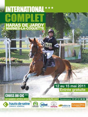 Haras de Jardy : J-3 avant l'International