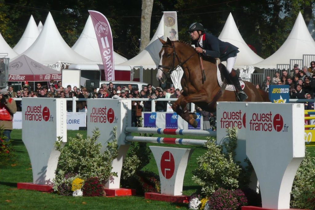 Petrus de la Triballe : futur cheval Olympique?