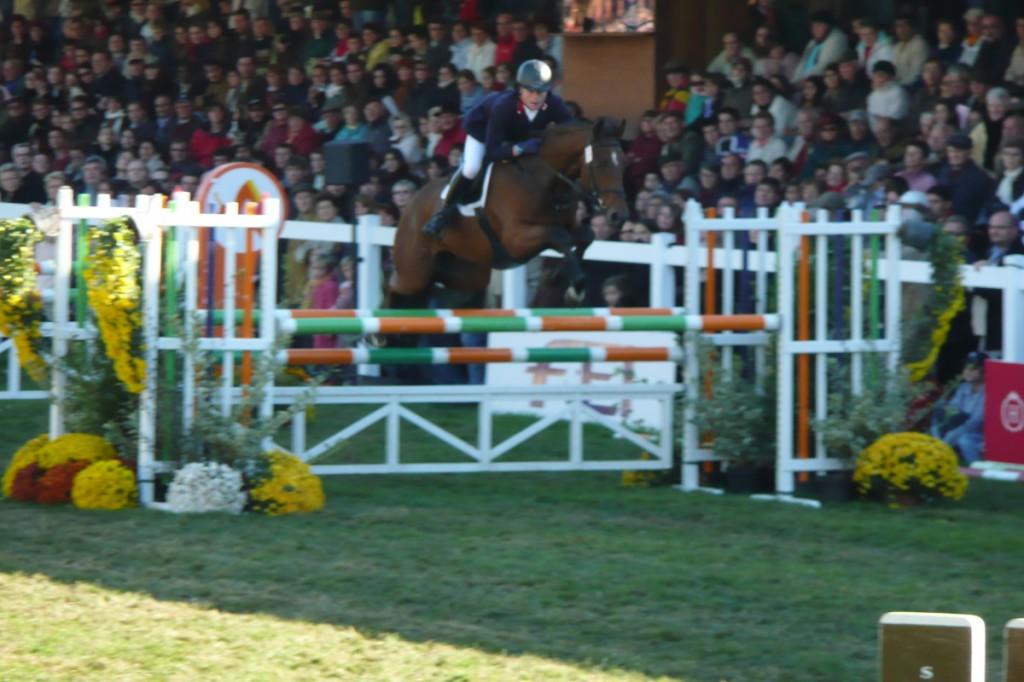 Jeux Olympiques, concours complet, un podium 100% Mondial du Lion