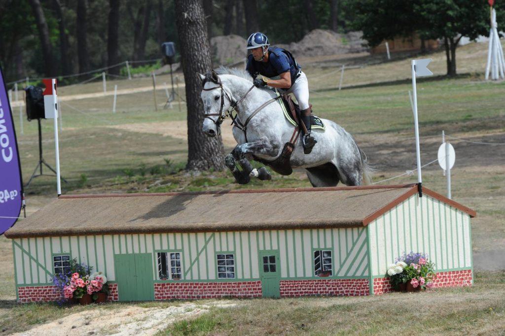 Cédric Lyard : retour à la compétition tardif mais réussi