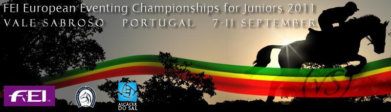 Championnats d'Europe Juniors à Vale Sabroso