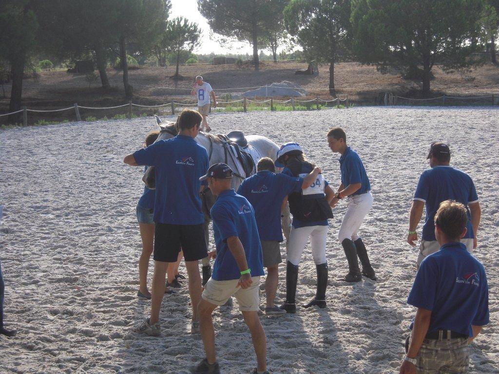 Championnats d'Europe Juniors : bilan de Pascal Forabosco