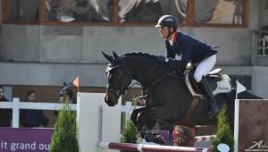 Michael Jung remporte le Championnat du Monde des chevaux de 6 ans!