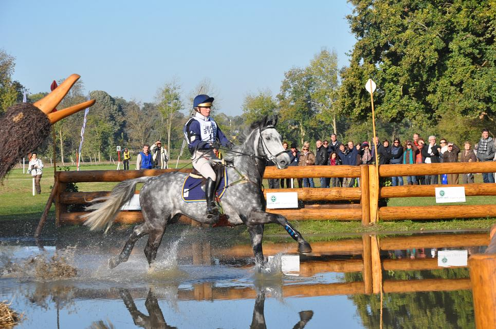 Mondial du Lion : le cross des 6 ans
