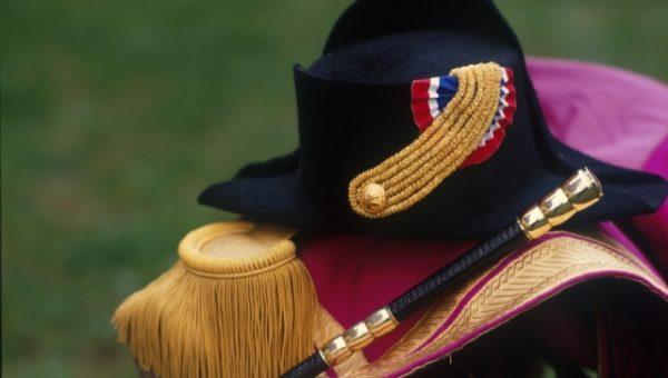 Le Cadre Noir a l'UNESCO