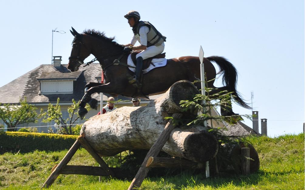 Lionel Guyon : des jeunes chevaux prometteurs