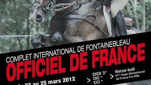 CICO Fontainebleau: 15 nations … 300 cavaliers