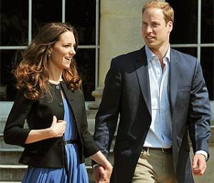 Kate et William à Badminton