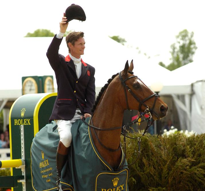 William Fox Pitt donne son avis sur l'évolution du complet.