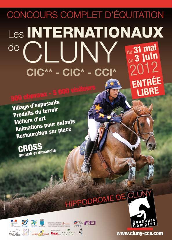 Nouvel évènement dans le calendrier: le CIC** de Cluny