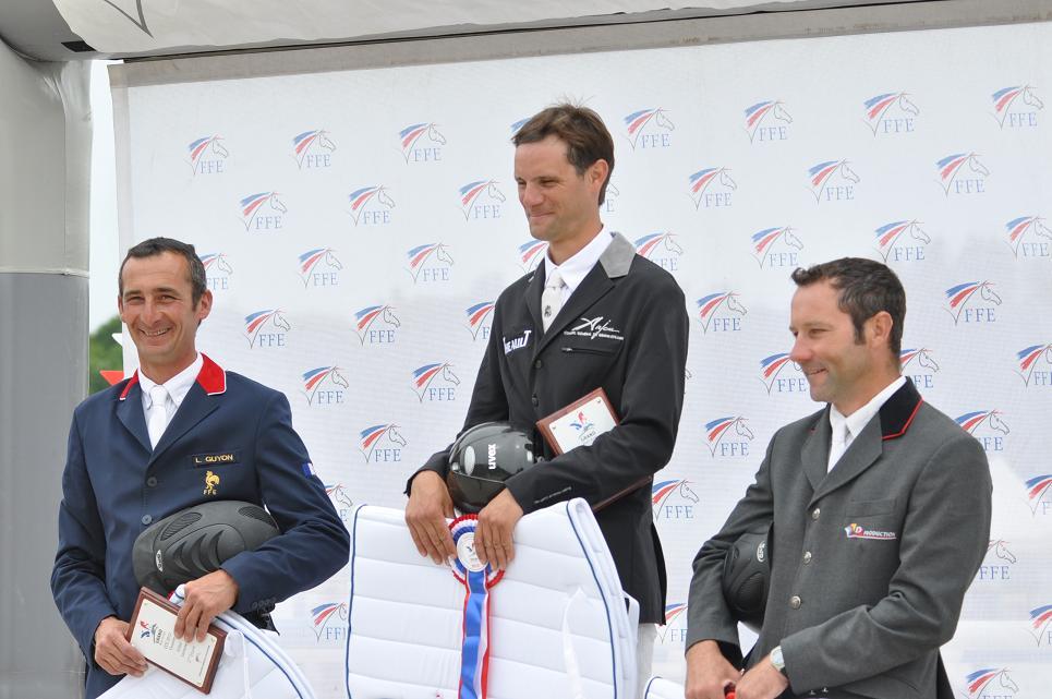 Grand National : classement définitif 2012