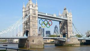 JO : Londres revêt les couleurs Olympiques