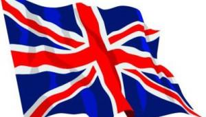 L'équipe Anglaise aux JEM