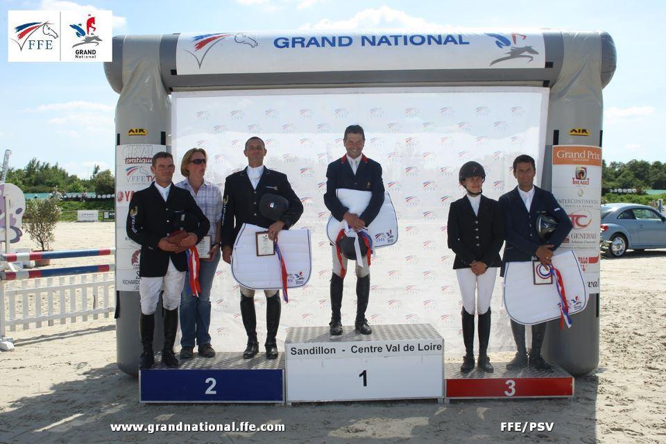 Sandillon : Philippe Brun vainqueur !