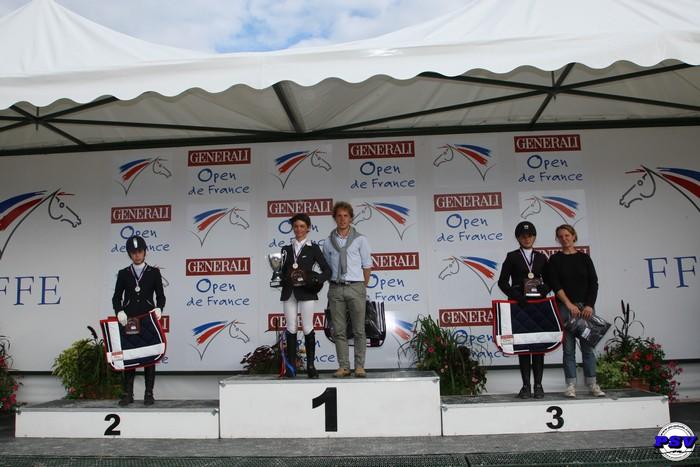 Lamotte-Beuvron : Victor Levecque Champion de France !