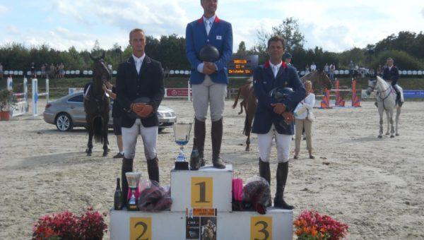 Sandillon : podiums 100% Français