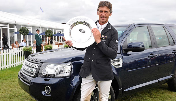Burghley : victoire d'Andrew Nicholson