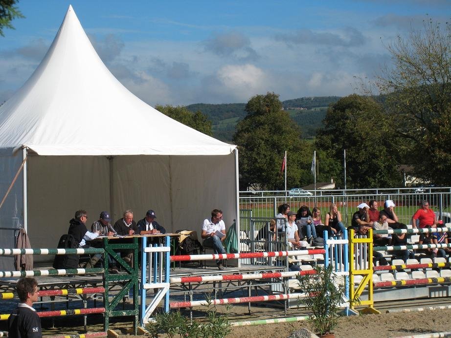 Cluny : 88 chevaux observés par Thomas Carlile et Christian Weerts