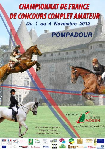 Championnat de France Amateur 2012