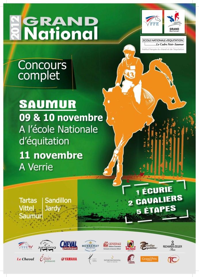GN Saumur : J-1