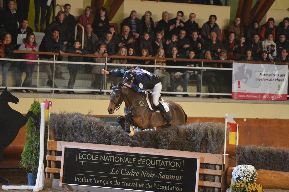 Edwige Daws : gagnante du premier cross indoor Français!