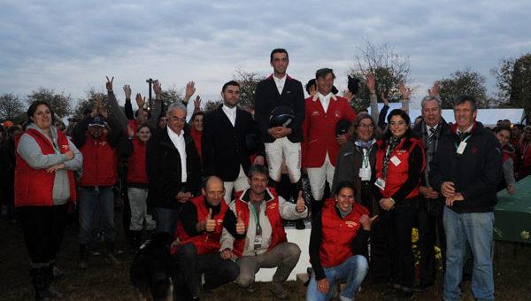 Le Pouget : Mathieu Lemoine grand vainqueur