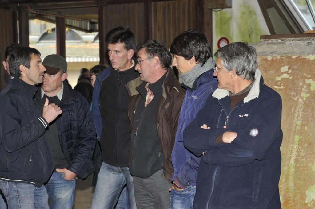 Hommage à Laurent Bousquet pour son travail à la tête de l'équipe de France