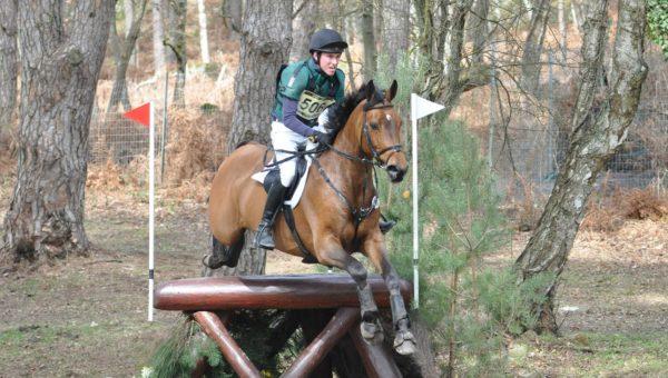 Fontainebleau : cross du CCI*