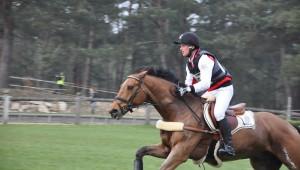 Fontainebleau : un cross très fautif