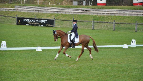 Aachen : Sandra Auffarth remporte le dressage