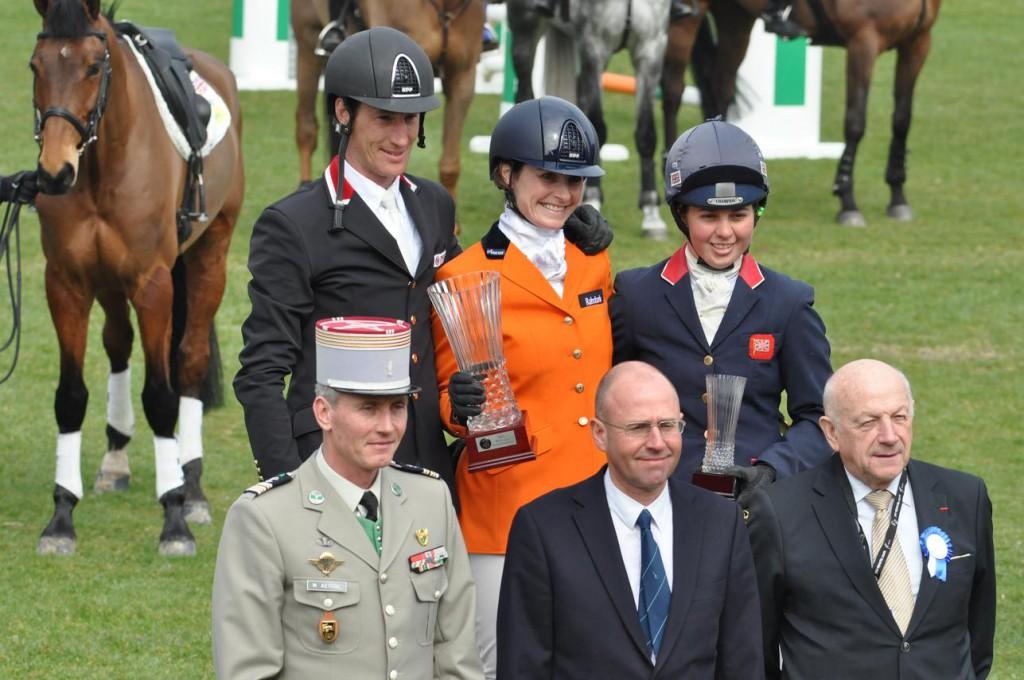 Fontainebleau : résultats du CIC*