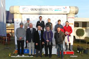 Grand National : classements après Tartas