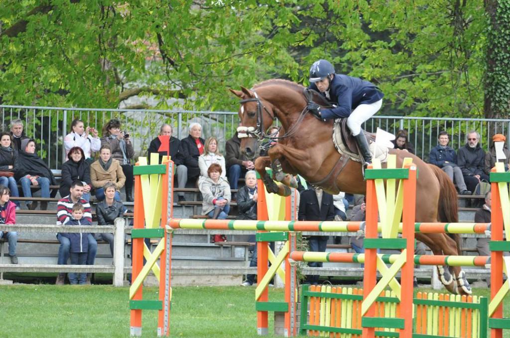 Luc Château fait équipe avec Thomas Carlile !