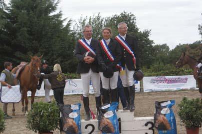 Résultats du Championnat de France Major