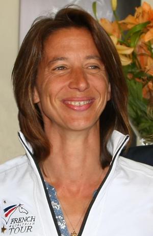 Sophie Dubourg, nouvelle DTN de la FFE