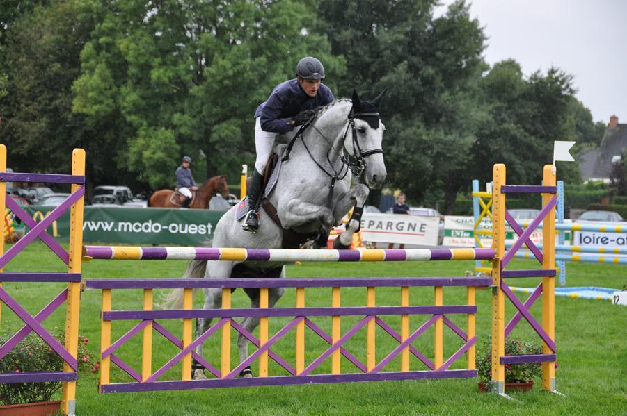 Crocket gagne la Pro 1 de Chateaubriant