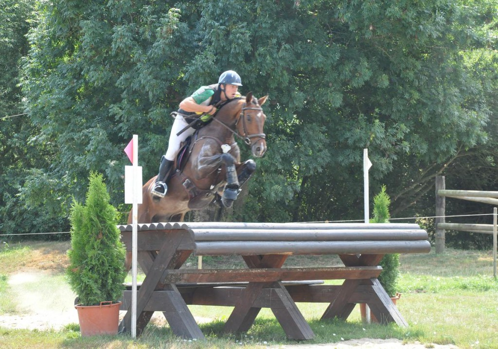 Thomas Carlile : «j'ai toujours adoré ce cheval»