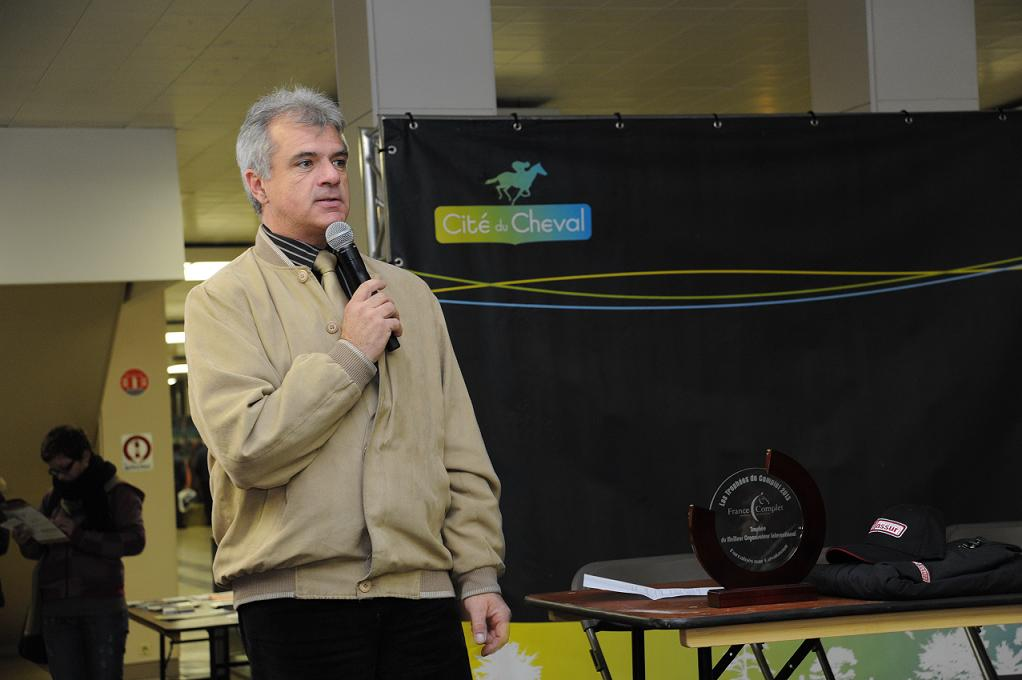 Trophée du meilleur concours international : Lignières en Berry