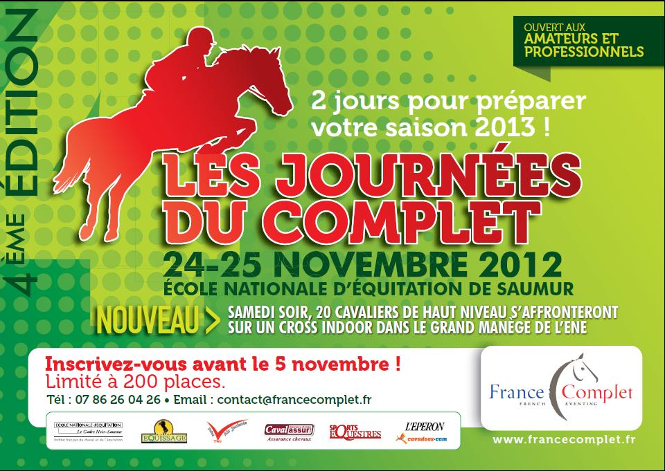 affiche Journées 2012