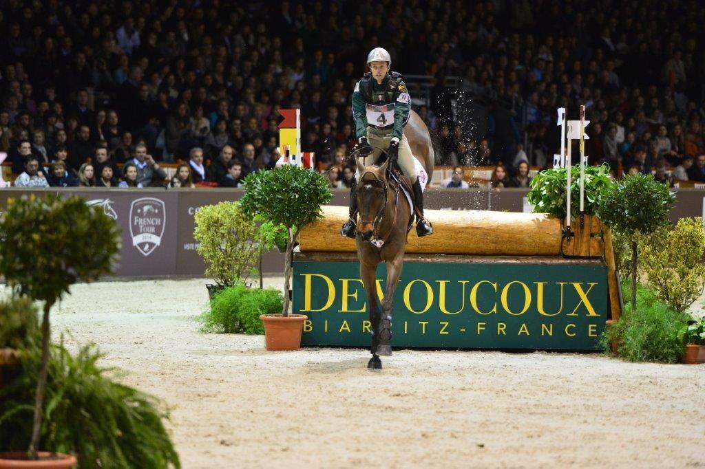 Donatien Schauly : meilleur cavalier Français
