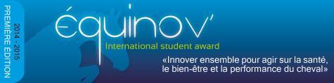 Equinov : concours étudiant international