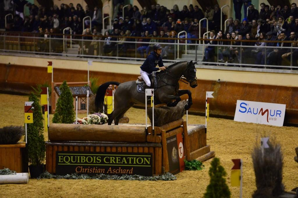 Cross Indoor de Saumur : Thomas, Sidney, Gwendolen… Et vous?